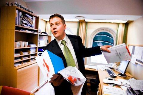 ERFAREN: Per-Willy Amundsen har siden 2005 representert Troms Frp på Stortinget.