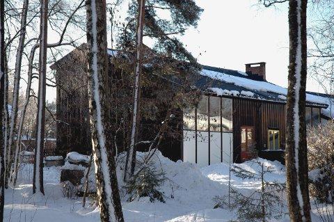 TROLLTUN: Borettslaget for kunstnere ligger i skogkanten på Bøler. Arkivfoto: Nina Schyberg Olsen