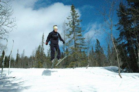 VINTERFERIE: Neste uke kan du finne frem skiene, klappe dyr eller bygge lego i lokalmiljøet. Arkivfoto