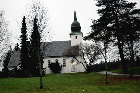 KLEMETSRUD KIRKE: Blant de ni oslokirkene på listen over kirker som kan bli nedlagt av innsparingsgrunner. Arkivfoto