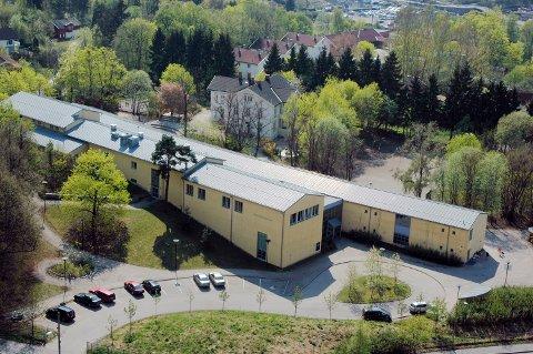 STENGT: Nedre Bekkelaget skole holdes stengt som følge av smitteutbrudd blant elever og ansatte