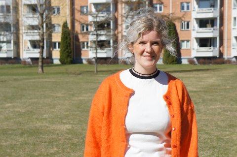 Maria Kvaløy Kirste har knapt kjøpt klær på fire år.