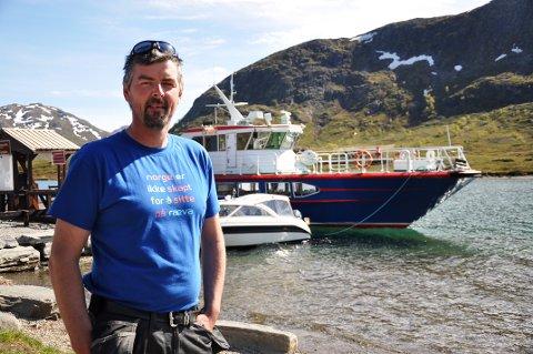 Selskapet består av Harald Øvstedal, eigar av Gjendebåtene as og Tor Andvord som eig og driv fleire serveringsstader i Vågå sentrum.