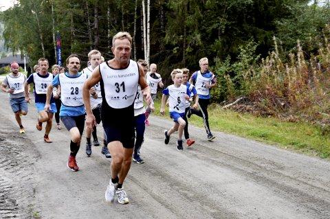 Vant: Jan Ivar Lillebråten gjentok bedriften, og vant Sjårdalsløpet for andre året på rad. Men Kristian Moen fra Vågå idrettslag var den som imponerte mest under løpet.