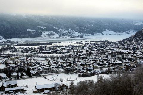 Vanskelege tider: Det er tøffe tider for næringslivet. Berre i Vågå har 39 bedrifter måtta permittere.