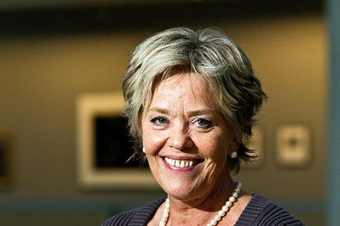 DELTIDSJOBB: Anna Amdal Fyhn blir frikjøpt i 25% for å drive opposisjonspolitikk for Høyre.