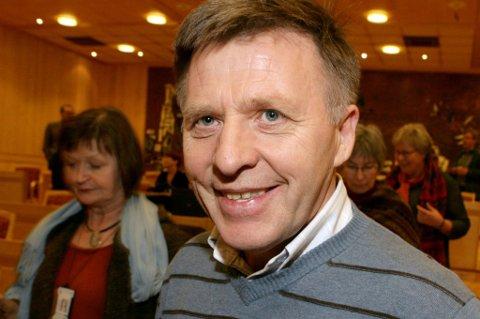 SKEPTISK: Tidligere Nordreisa-ordfører John Karlsen (Frp) er skeptisk til etableringen av et asylmottak med 180 plasser på Storslett.