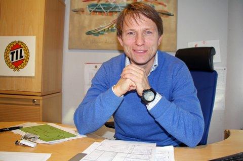 Steinar Nilsen har fått seg jobb i selskapet selskapet Ledelse i Nord i Tromsø.