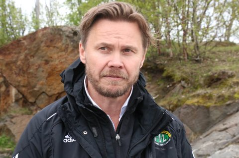 Bjørn Johansen tar med seg Finnsnes til Narvik i siste serierunde.