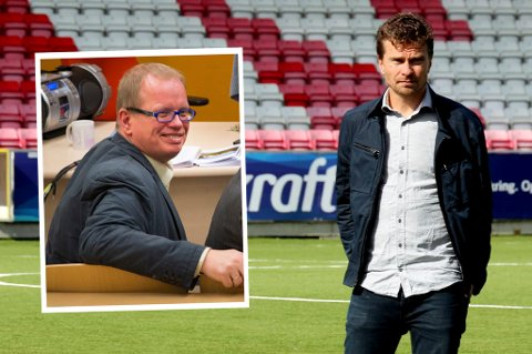 TILs sportssjef Svein-Morten Johansen vil ikke gå inn på om den sportslige ledelsen mener Geir Seljeseth (innfelt) bør fratre styrevervet i TIL Holding, men sier til Nordlys at han mener det er viktig at de som leder klubben har et sterkt forhold til TIL.