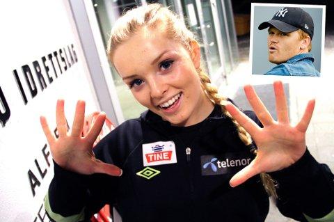 Guro Pettersen traff åpenbart en nerve med sitt blogginnlegg om den trange hverdagen som profesjonell fotballspiller på øverste nivå på kvinnesiden. John Arne Riise (innfelt) er blant dem som har skrevet flere støttende meldinger på Twitter til Pettersen.