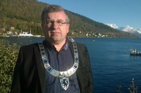 Lyngens nye ordfører, Dan Håvard Johnsen, har allerede startet valgkampen for å få bli sittende i minst to perioder.