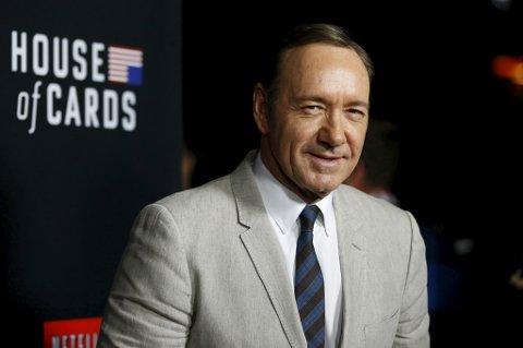 POPULÆR: Kevin Spacey spiller i den populære netflix-serien House of Cards. Foto:  REUTERS/Mario Anzuoni/Files