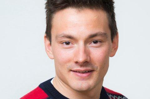 TØFF START: Finn Hågen Krogh hadde ingen god start på årets langrennssesong.