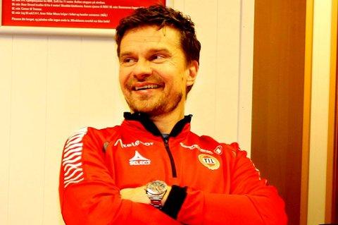 TILs sportssjef Svein-Morten Johansen bekrefter at TIL blant annet ser etter en offensiv spiller, og at det ikke påvirkes av om Zdenek Ondrasek takker ja til å forlenge med klubben eller ikke.