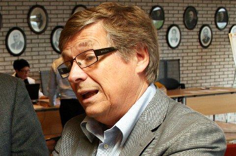 Per Inge Søreng, nestleder i helse- og omsorgsutvalget