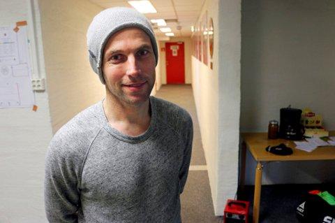 Morten Moldskred har snakket med både Finnsnes og TUIL om å spille for en av klubbene i 2016.