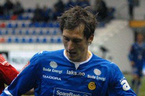 TILBAKE: Vegard Braaten er tilbake i Alta IF foran 2016-sesongen.