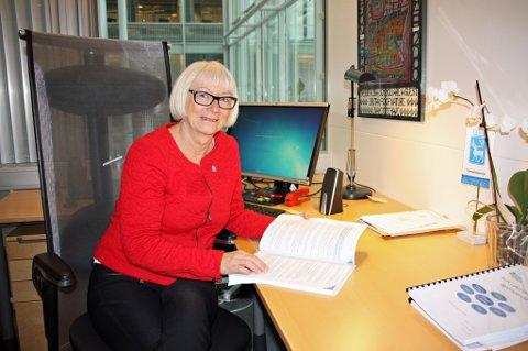 VILLE HA KOMMUNALT ASYLMOTTAK: Men går det som administrasjonen anbefaler, blir det med tanken for byråd Gunhild Johansen (SV).