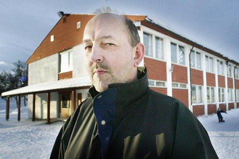 REKTOR: Jan Fredrik Skogdal.