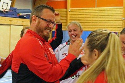Bo Andersen ser ut til å bli værende i rollen som Bravo-trener ut sesongen, etter at det har ordnet seg med jobb for dansken i januar og februar.