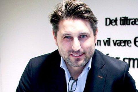 KUNNE IKKE SI: Ronni Møller Pettersen slutter som administrerende direktør i Nordlys, og går til Sparebanken Nord-Norge.