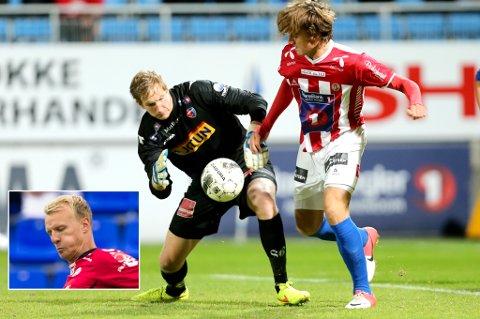 Tidligere Manchester City- og Sandefjord-keeper Eirik Holmen Johansen er på TILs liste over potensielle keepere i 2016. Det samme er Hødds Aslak Falck.