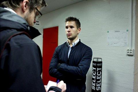 Lars-Gunnar Johnsen, her i intervju med Nordlys ved en tidligere anledning.