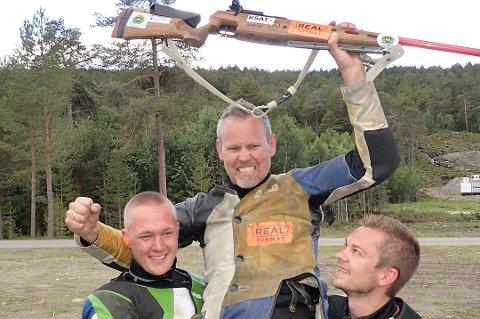 ÅRETS NORDNORSKE IDRETTSNAVN: Roy Håkstad gikk til topps i kåringen av nordnorske idrettsnavn i Nordlys.