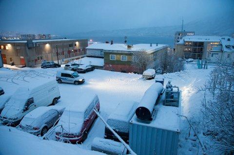 Eiendommer i området Roald Amundsens gate, Forsøket