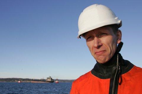 GJENÅPNER SAKEN: William J. Bertheussen, direktør i Statens Havarikommisjon for Transport. Foto: NTB Scanpix
