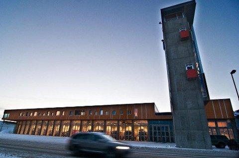 SKATTEKRAV: Ansatte i Tromsø Brann og redning får nå regning for svart arbeid fra skattemyndighetene. Foto: Jørn Normann Pedersen