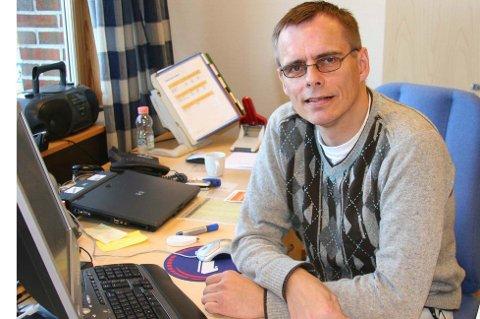 Distriktssjef Odd Hugo Pedersen i Norges lastebileierforbund hilser den planlagte oppgraderingen velkommen.