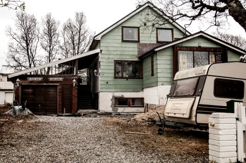 DØMT: En 61-årig mann er dømt for flere tilfeller av plagsom og skremmende adferd overfor personer som har leid hos ham i Thorshaugveien i Tromsø.