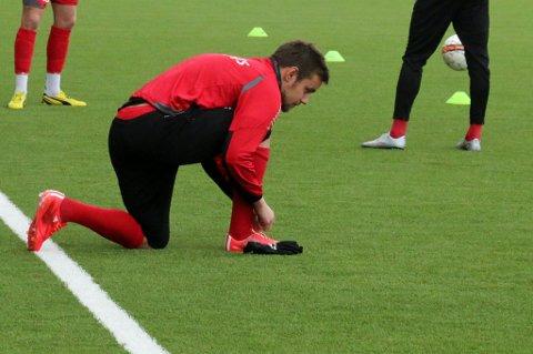 Remi Johansen og TIL er ikke blitt enige om ny kontrakt.