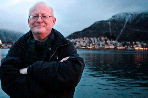 SPILLER INN NAVN: Lars Echroll er høyrepolitiker og leder av Tromsø forsvarsforening.