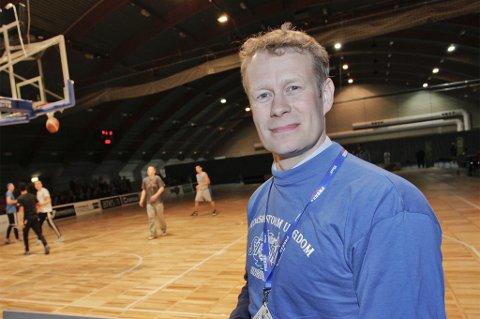 SJOKKERT: Lars Olav Sparboe i Tromsø Idrettsråd.