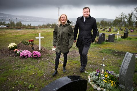 Krematorium til kirkegård på Kvaløya. Jonas Stein Eilertsen