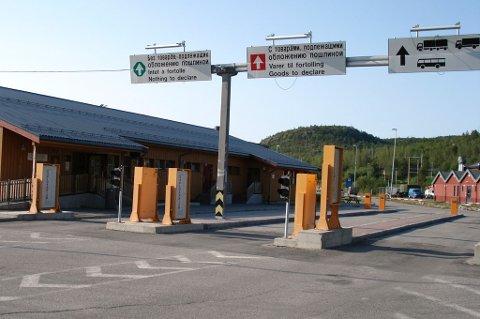 Storskog grensestasjon