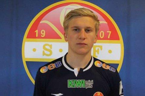 Jesper Solheim Johansen kommer fra Strømsgodset til TUIL på amatørovergang, og blir med på opprykksjakten i Tromsdalen i høst.