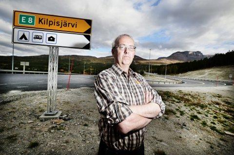 HVEM KAN REISE? Ordfører i Storfjord kommune, Geir Varvik, vil ha klarhet i hvem om kan reise over grensen til Finland fra natt til mandag.