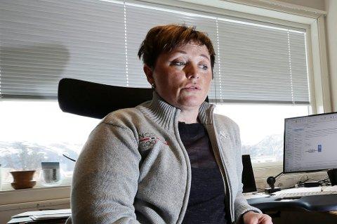 Sylvi Ofstad, organisasjonssjef i Troms Idrettskrets, håper at man finner en løsning på momskompensasjon slik at idrettslag i Troms ikke taper 5,5 millioner kroner.