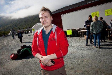 AVGJØRELSE: Eskild Johansen har fortsatt trua på at Ap kan havne i posisjon i Karlsøy. Onsdagens møte med mulige samarbeidspartnere blir avgjørende.