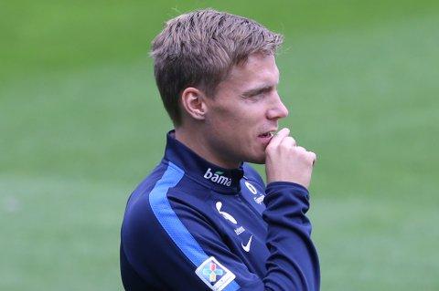 HVA NÅ?: Ruben Yttergård Jenssen har vært et fast valg for trener Kosta Runjaic, som nå må gå av som trener for Kaiserslautern.