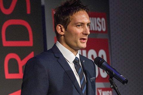 Joachim Walltin er i dag forbundsleder for spillerorganisasjonen NISO.