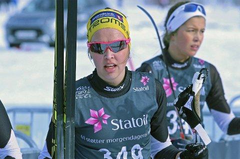 Synne Arnesen gjorde på nytt et solid løp i Norgescupen.