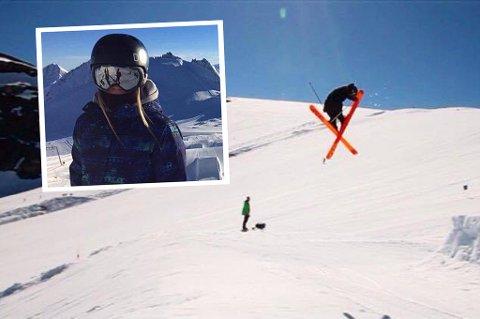Dette er Tora Johansens hverdag, som en av landets mest lovende freeski-utøvere. Tromsøjenta deltar om en måned på ungdoms-OL, som eneste utøver fra Troms. Selv mener hun anleggssituasjonen i nord var sterkt medvirkende til at hun flyttet til Lillehammer.