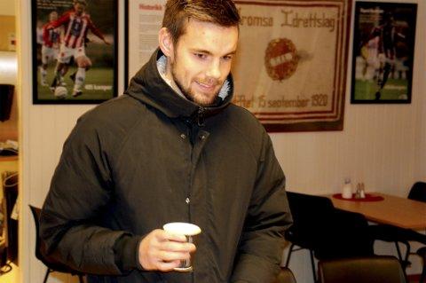 Remi Johansens klubbfremtid er fortsatt uavklart.