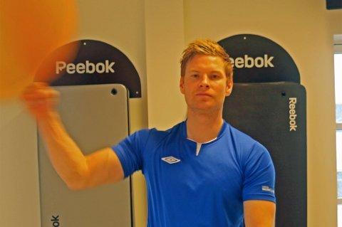 SKUFFET: Eirik Bertheussen mener TUIL har opptrådt respektløst overfor han, etter at klubben har vraket fjorårskapteinen fra 2016-stallen.
