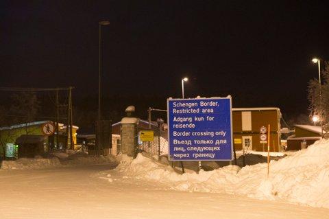 RUSSLAND STANSER ALL RETUR: Ingen asylskøkere vil nå sendes over grensen til Russland på Storskog.
